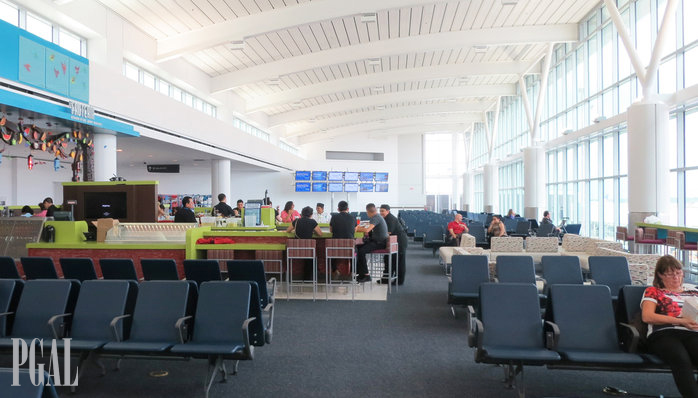 United Airlines Terminal: Previous Experience of GrnVision