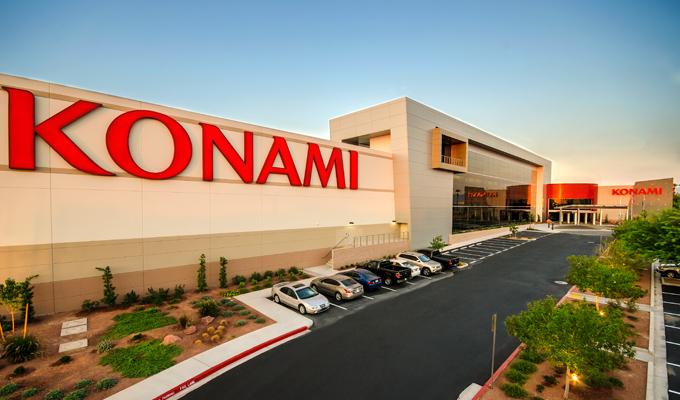 Konami Gaming Las Vegas HQ Expansion: LEED Silver